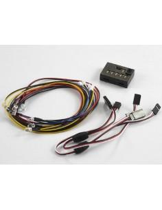 Sistem LEDuri cu Control Box (8 LED) Killerbody Accesories