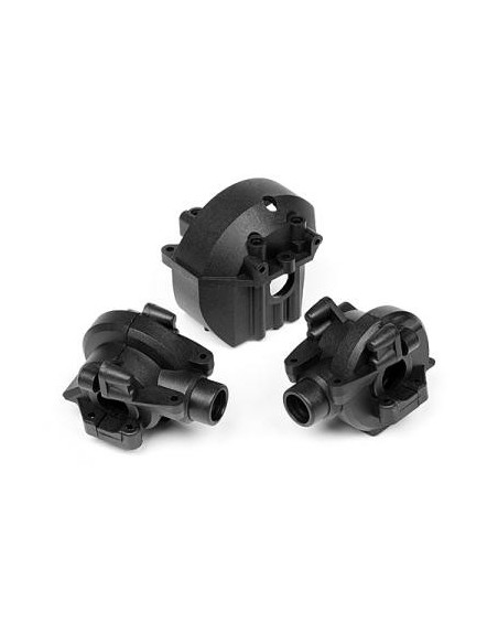 Set carcasa diferential carbon/grafit HPI MT2/RS4
