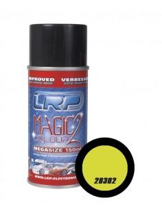 Spray Vopsea Lexan LRP Galben Fluo 150ml