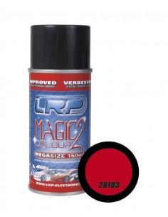 Spray Vopsea Lexan LRP Rosu Ice 150ml