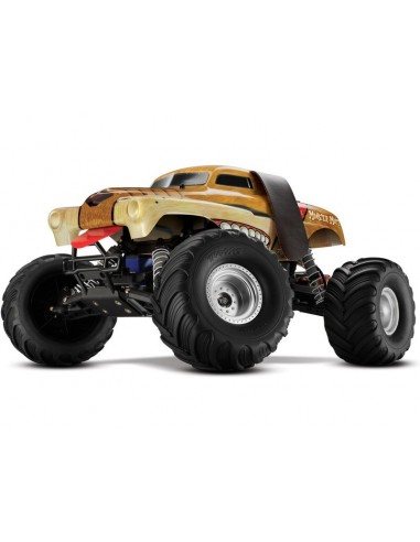 Automodel RC Traxxas Monster Mutt RTR