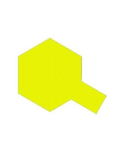 Vopsea Lexan Tamiya PS 27 Fluorescent Yellow
