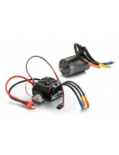 """Combo Brushless Absima 50A  """"Thrust BL ECO"""" 1:10"""