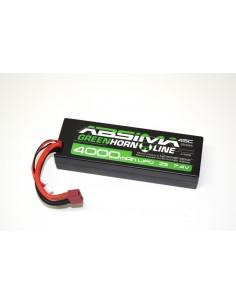 Acumulator LiPo 7.4V-45C 4000mAh Hardcase Absima (T-Plug)