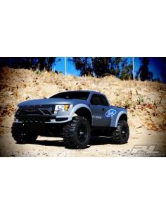 Caroserie Proline True Scale Ford F-150 Raptor SVT pentru PRO-2 SC/2WD/4x4 Slash/SC10/Blitz (Nevopsita)
