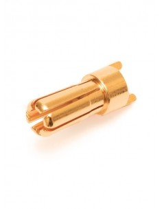 Conector Bullet High Curent 4mm (Tata/ 1 buc)