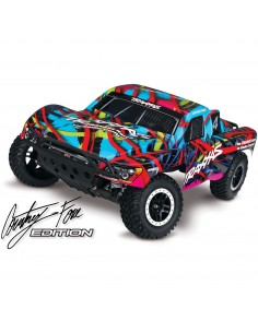 Automodel Traxxas Slash 2WD Electric RTR TQ iD RTR Courtney Force Edition
