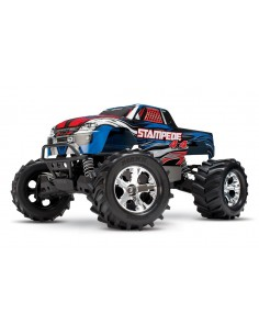 Traxxas Stampede 4x4 Brushed TQ RTR RC Car