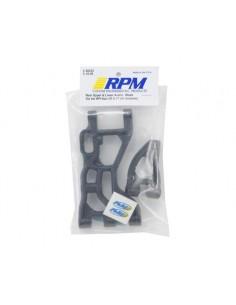Set bascule RPM Spate Superioara & Inferioara A-Arm (Negru) (5B/5T)