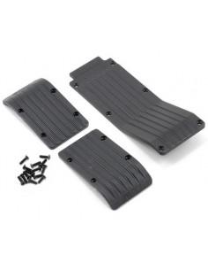 RPM Skid/Wear Plate Traxxas T/E-MAXX 3Buc