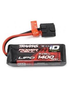 "Traxxas 3S ""Power Cell"" 25C LiPo Battery w/iD Traxxas Connector (11.1V/1400mAh)"