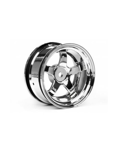 JANTE HPI WORK MEISTER S1 26mm CHROME (6mm OFFSET)
