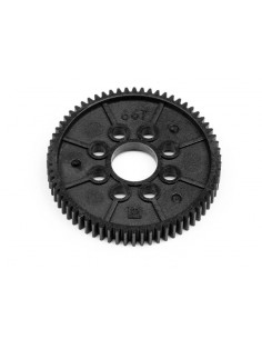SPUR GEAR 66 Dinti 48DP HPI RS4 Sport 3