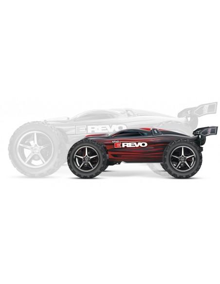 Automodel Traxxas E-Revo 1/16 VXL TSM Brushed TQi 2.4GHZ RTR