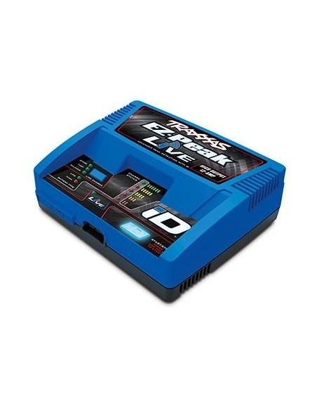 Incarcator Traxxas EZ-Peak Live 12Amp Nimh/Lipo ID Bluetooth