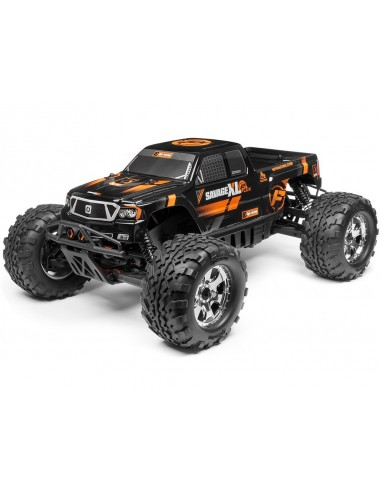 Automodel Hpi Savage XL FLUX 2017 RC Brushless 1/8