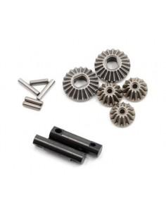 Spur Gear 50 Dinti / 48DP Traxxas 1/16