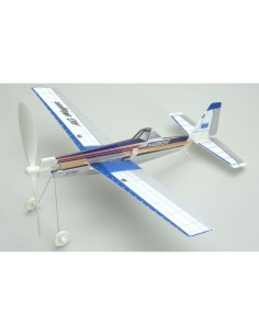 Aeromodel zbor liber Aviator-Wagon