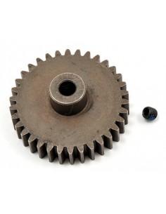 Pinion Motor 34 Dinti Traxxas Otel(1M/5mm)
