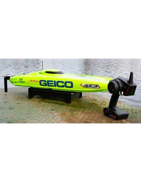 Navomodel Proboat Miss Geico v3 29 Brushless Catamaran RTR