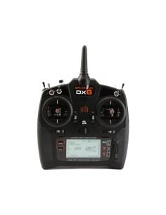 Radiocomanda Spektrum DX6 DSMX AR6210, AR610, AR400 Mod 1-4