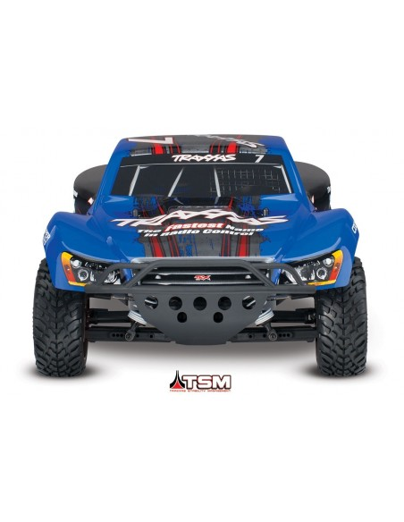 Automodel Traxxas Slash 1:10 4WD VXL TQi BlueTooth Ready TSM