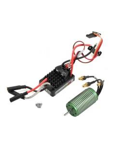 Combo Castle Creations 1:18 MAMBA Micro X / Motor 5300KV