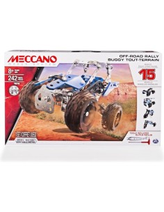 MECCANO - Set constructie Off-Road Rally 15