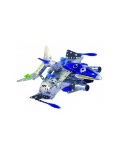 MECCANO Space Chaos - Silver Force Destroyer