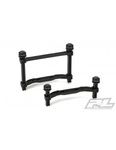 Proline Extended Front & Rear Body Mounts (Slash 4WD)