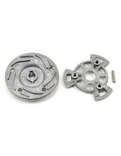 Traxxas Revo Slipper pressure plate and hub