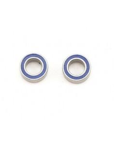 Traxxas 4x7x2.5mm Blue Rubber Sealed Ball Bearing (2pcs)