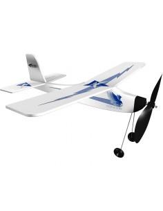 Aeromodel zbor liber Estes - Band Foam Glider
