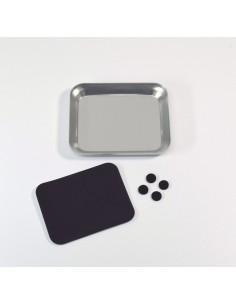 Tavita Magnetica din Aluminiu pentru Suruburi Absina