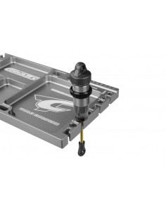Team Corally Multi-purpose Ultra Tray Machined aluminium Titanium