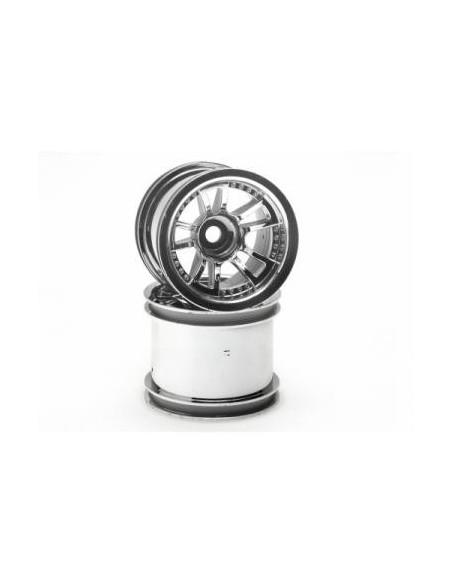 SET JANTE SPLIT 5 TRUCK (CROMATE 2.2 inch/2 buc)