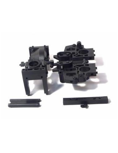 Gear box/bulkhead set HPI Savage