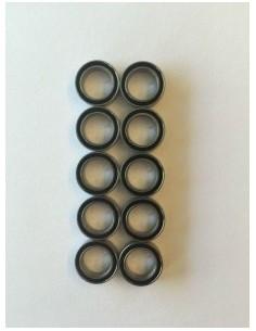 Set rulmenti H-SPEED 10x15x4 2RS (10buc)