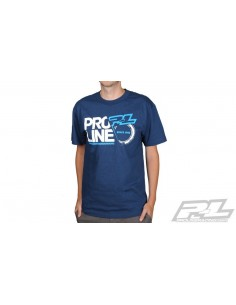 Tricou Pro-Line Stacked Dark Blue T-Shirt - Small
