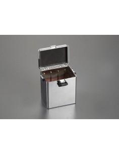 Cutiuta Plastic Cromata la Scara 1/10 Killerbody (75mmx63mmx45mm)