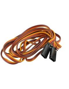 Cablu Prelungire Servo/ESC YukiModel (600mm/AWG22/2 buc)