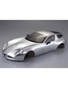 Caroserie Alfa Romeo TZ3 Corsa Killerbody (Argintiu/Vopsita)