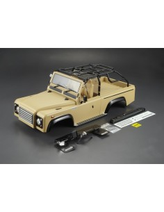 Caroserie Killerbody Marauder 1/10 Crawler (All In /Military Desert)