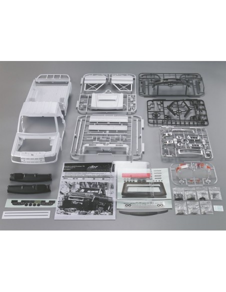 Caroserie Killerbody  Hard Body 1/10 Toyota Land Cruiser 70