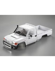 1/10 Toyota Land Cruiser 70 Hard Body Kit Clear Body