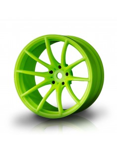 Set Jante MST G25 (Verde / +8 Offset / 4buc)