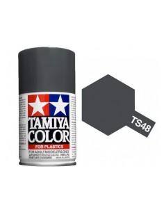 Spray Vopsea Acrylica Tamiya TS-48 Gri Inchis (pentru plastic)