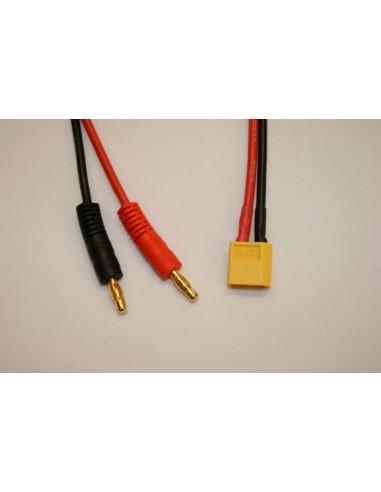 Cablu incarcare XT60 HSP(14AWG/30cm)