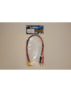 Cablu incarcare YUKI MODEL XT60 2,5mm 30cm