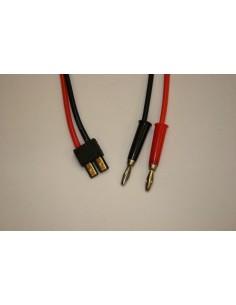 Cablu Incarcare 14AWG Conectori Bullet-Traxxas 30cm